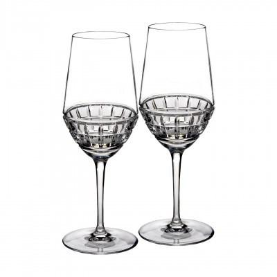 $225.00 London Collection - Phase II - Wine Glass pair
