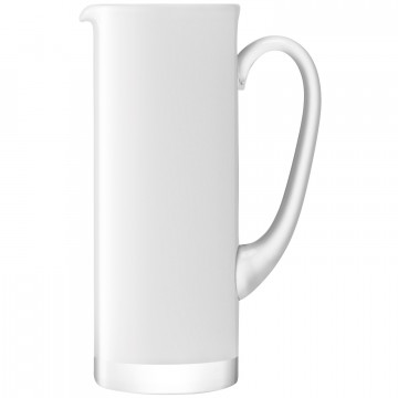 $55.00 Basis White Jug/Pitcher
