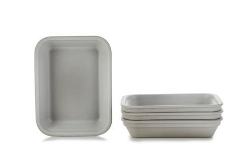 $89.99 Set of 4 Individual Rectangular Dishes