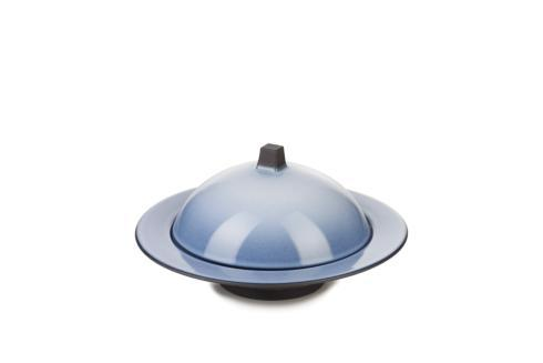 $90.00 Deep Plate with cloche