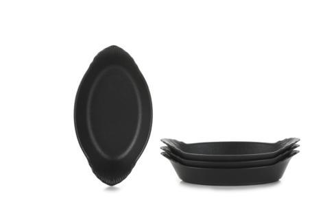 $95.00 Set of 4 Oval Eared Dishes