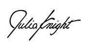 Julia Knight brand logo